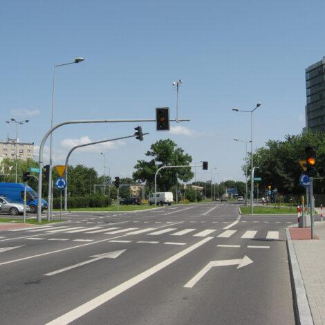 Reconstruction of the surface of Antoniuk Fabryczny, Antoniukowska, Knyszyńska, Narewska, Głowackiego and Owsiana streets in Białystok