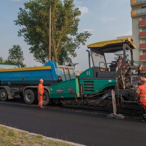 Rebuilding of regional road No. 676 Białystok – Supraśl
